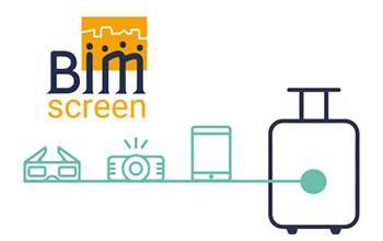 Visuel BIM Screen