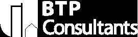 Logo BTP Consultants bleu
