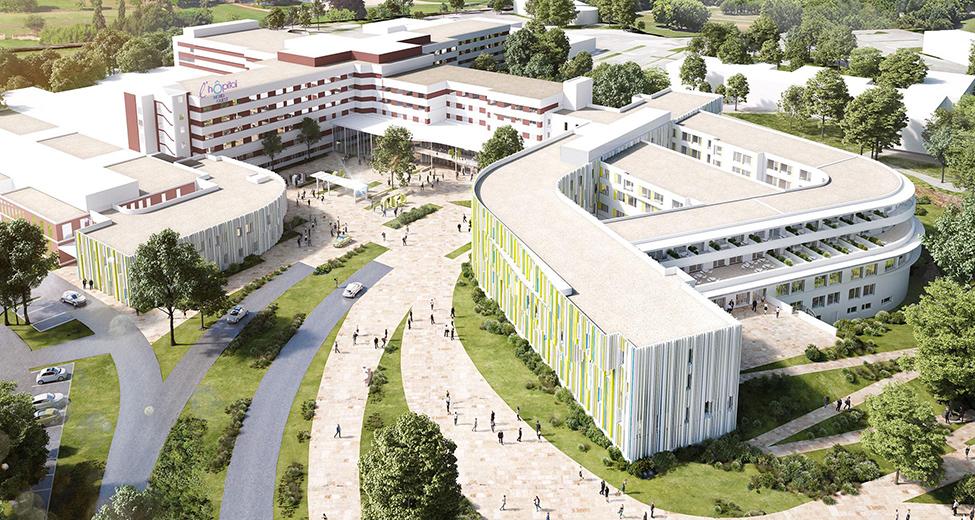 Hôpital Gleizé