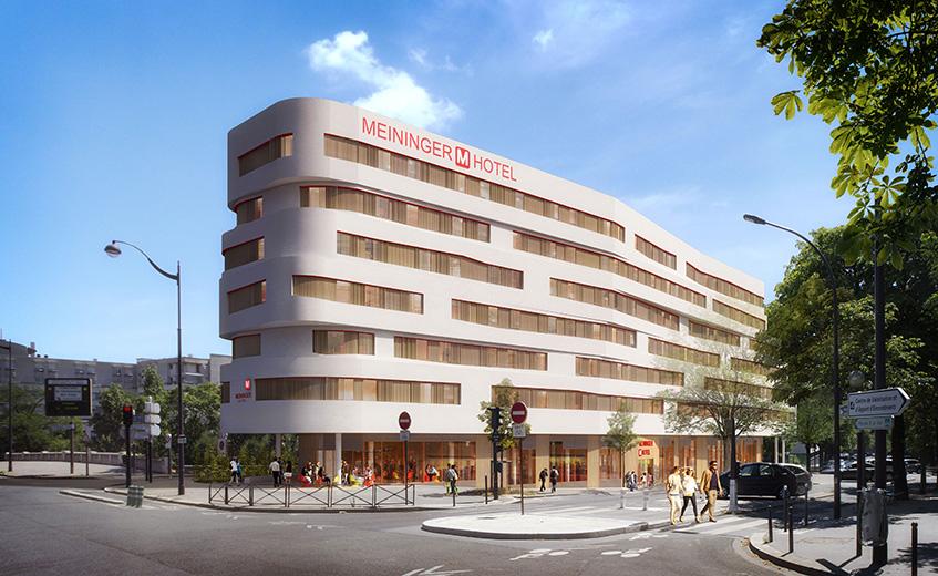 Hotel Meininger Paris