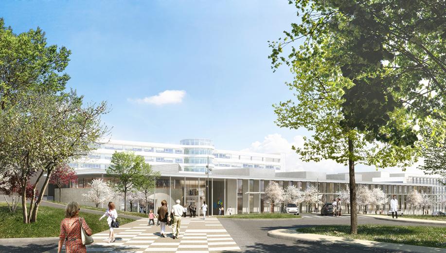 Hôpital Le Mans