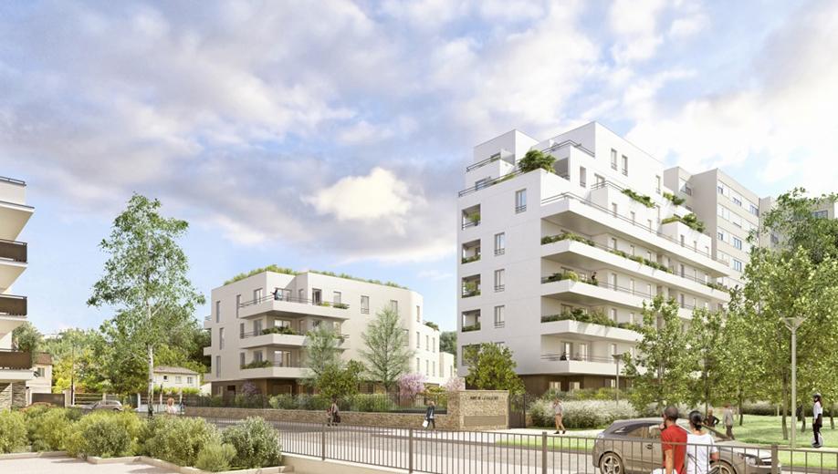 Ensemble immobilier Deuil la Barre