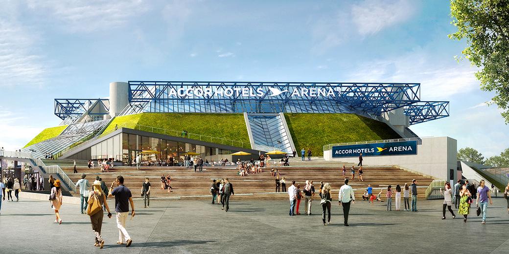 Accor Hotels Arena Paris