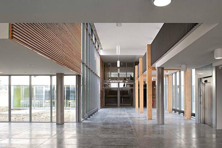 Lycée Honoré de Balzac Mitry-Mory