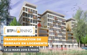 BTP Morning réversibilité Paris