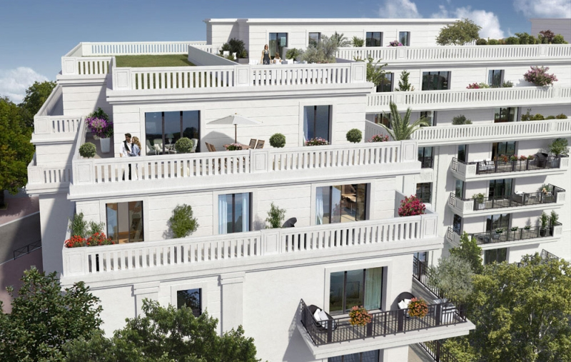 Programme immobilier Levallois-Perret