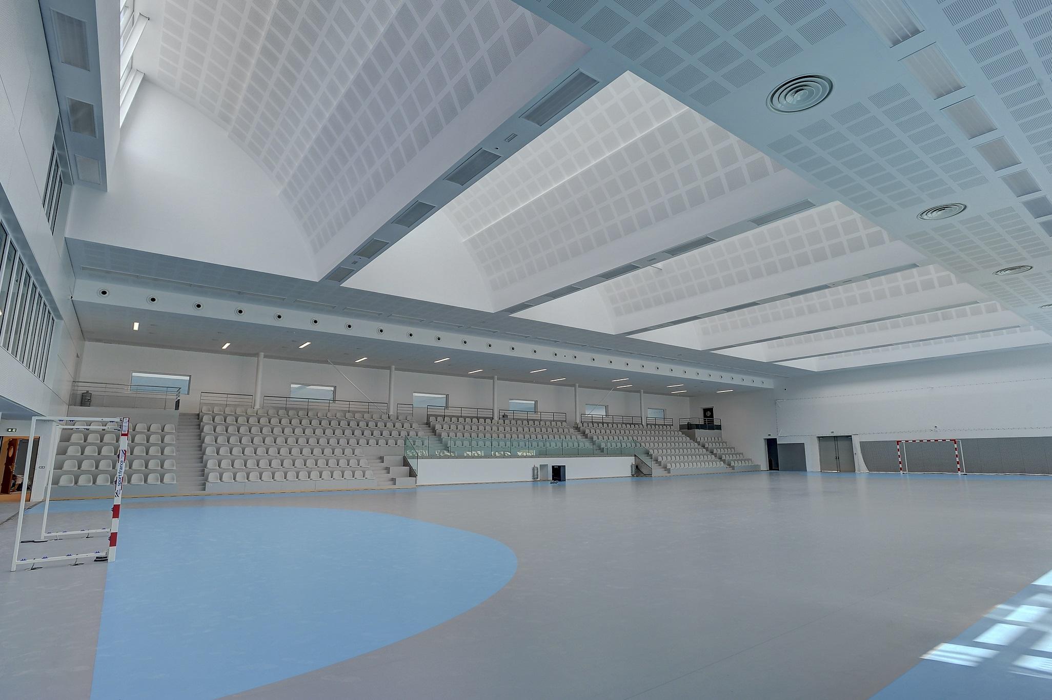 Maison du Handball Créteil