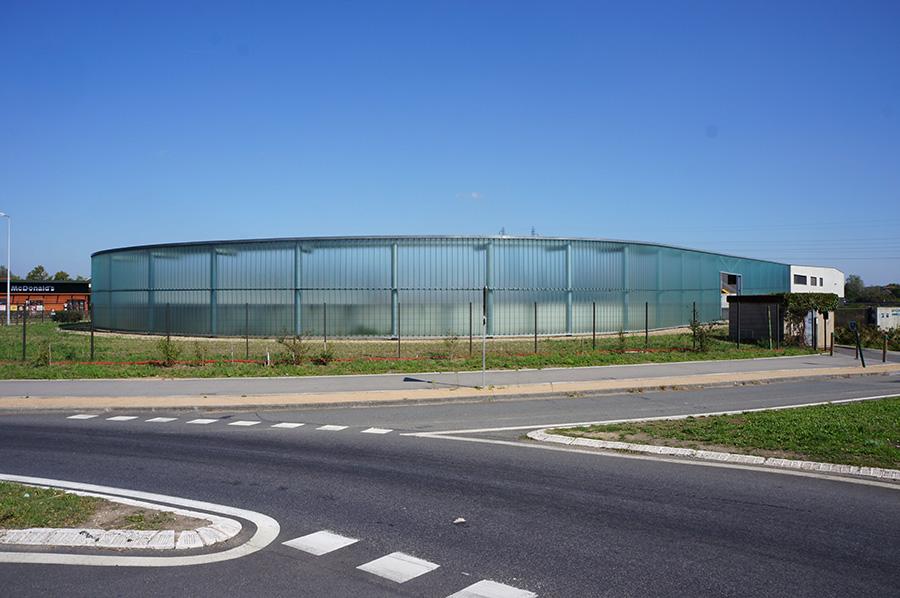 Station épuration Belleville sur Saône
