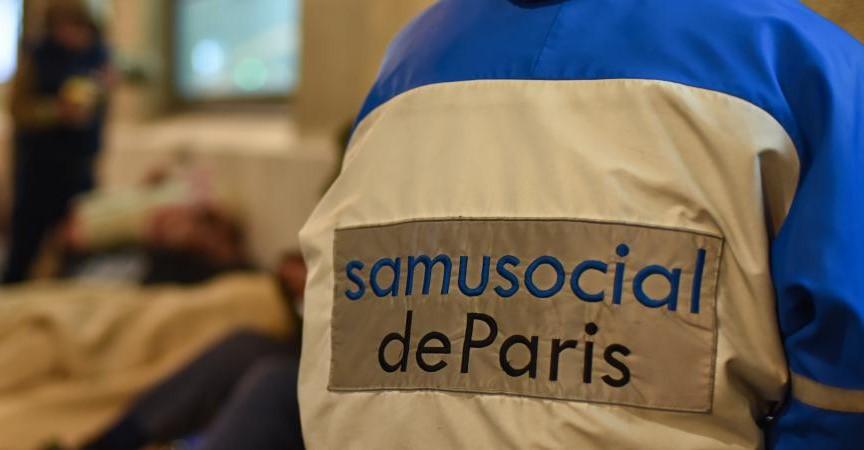 Samu social Paris