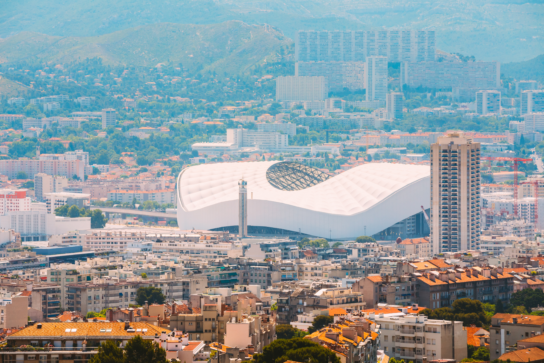 Stade du Vélodrome Marseille