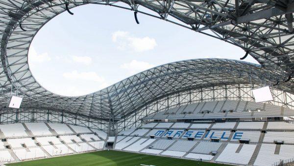 Stade Orange Vélodrome /Clément Mahoudeau / IP3 2016