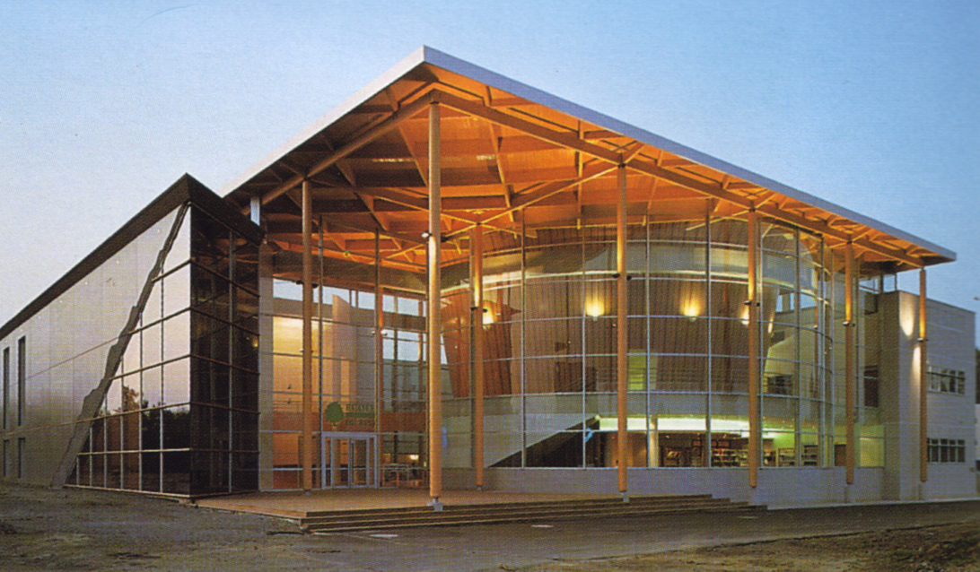École supérieure du bois Nantes