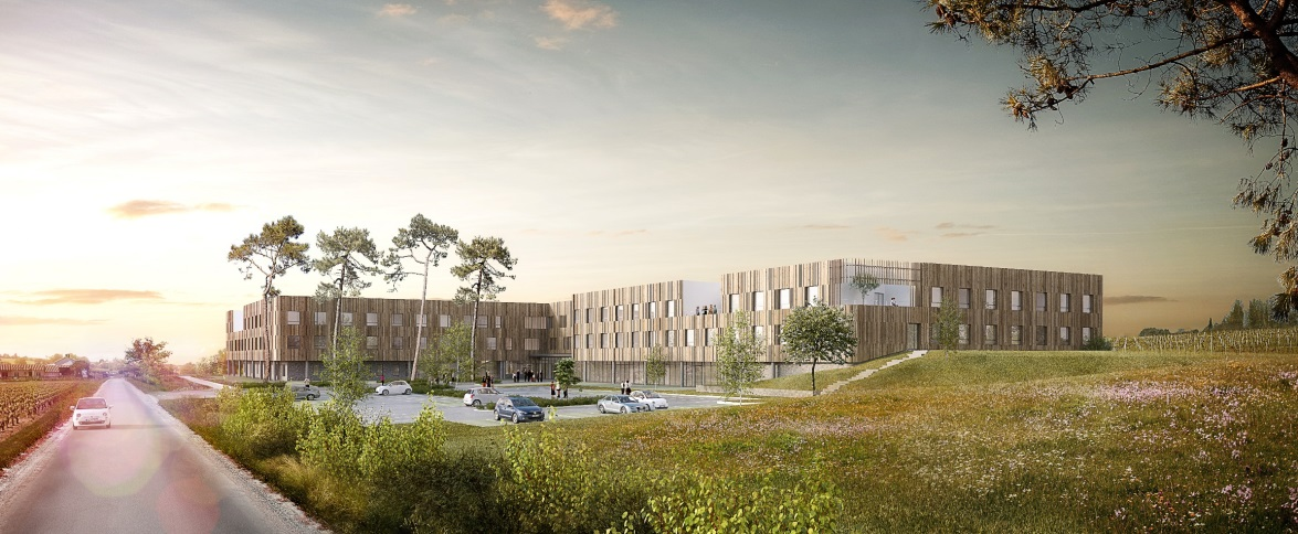 Site hospitalier Loroux-Bottereau