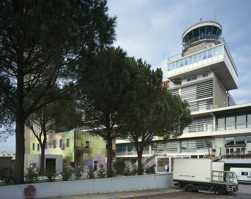 Tour de Contrôle de l'aéroport de Marignane