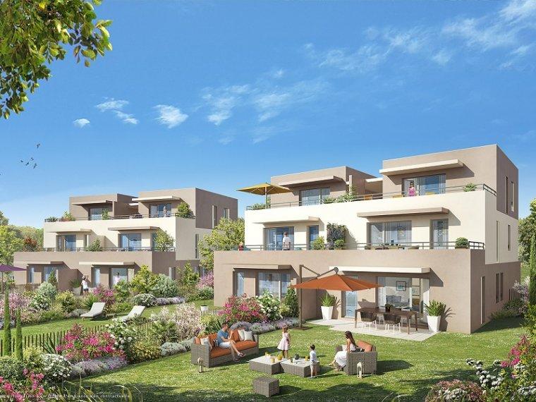 Ensemble immobilier Puy-Sainte-Reparade