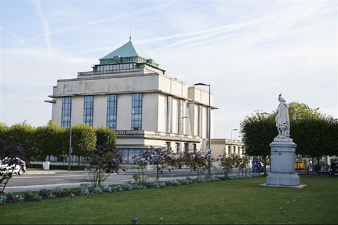 Bibliothèque Tours jour