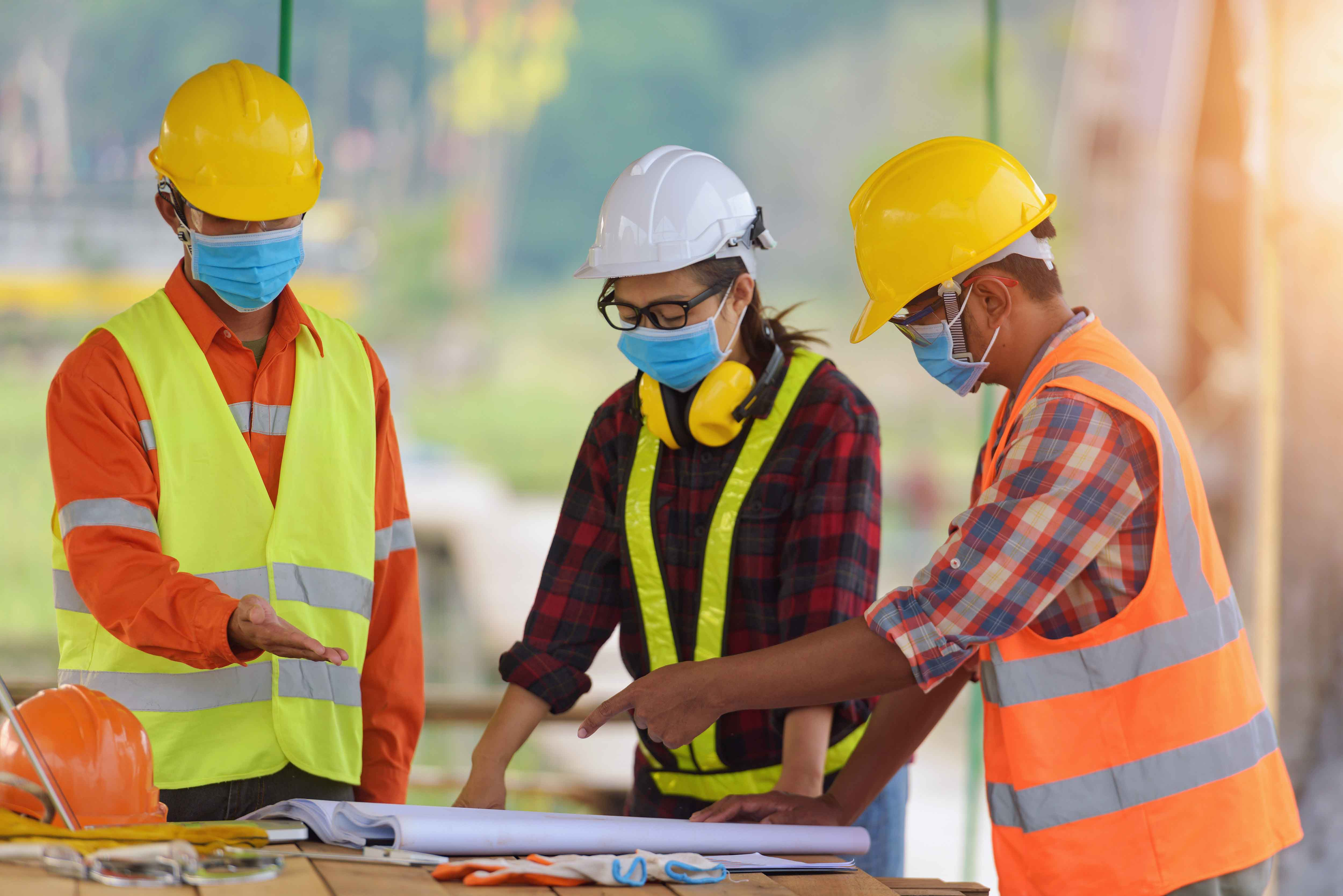 covid19 chantiers