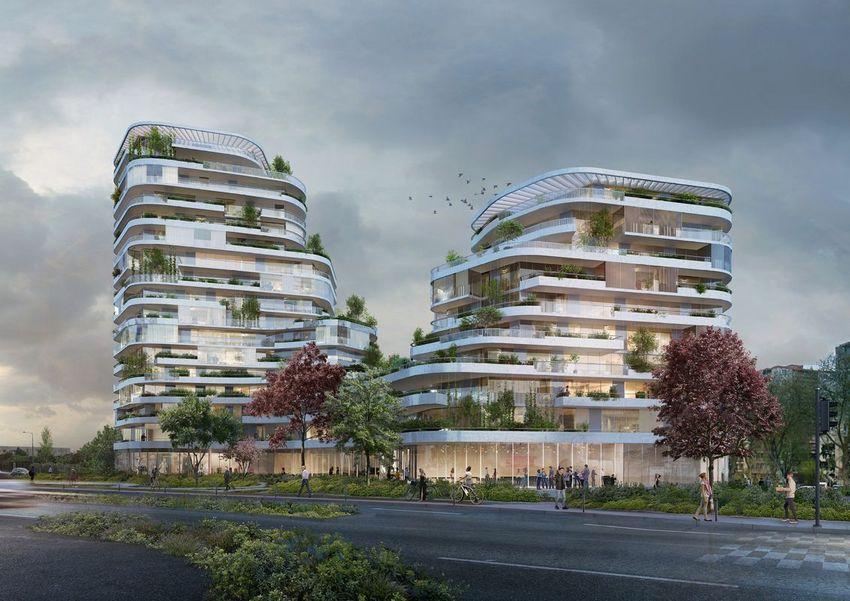 160 logements