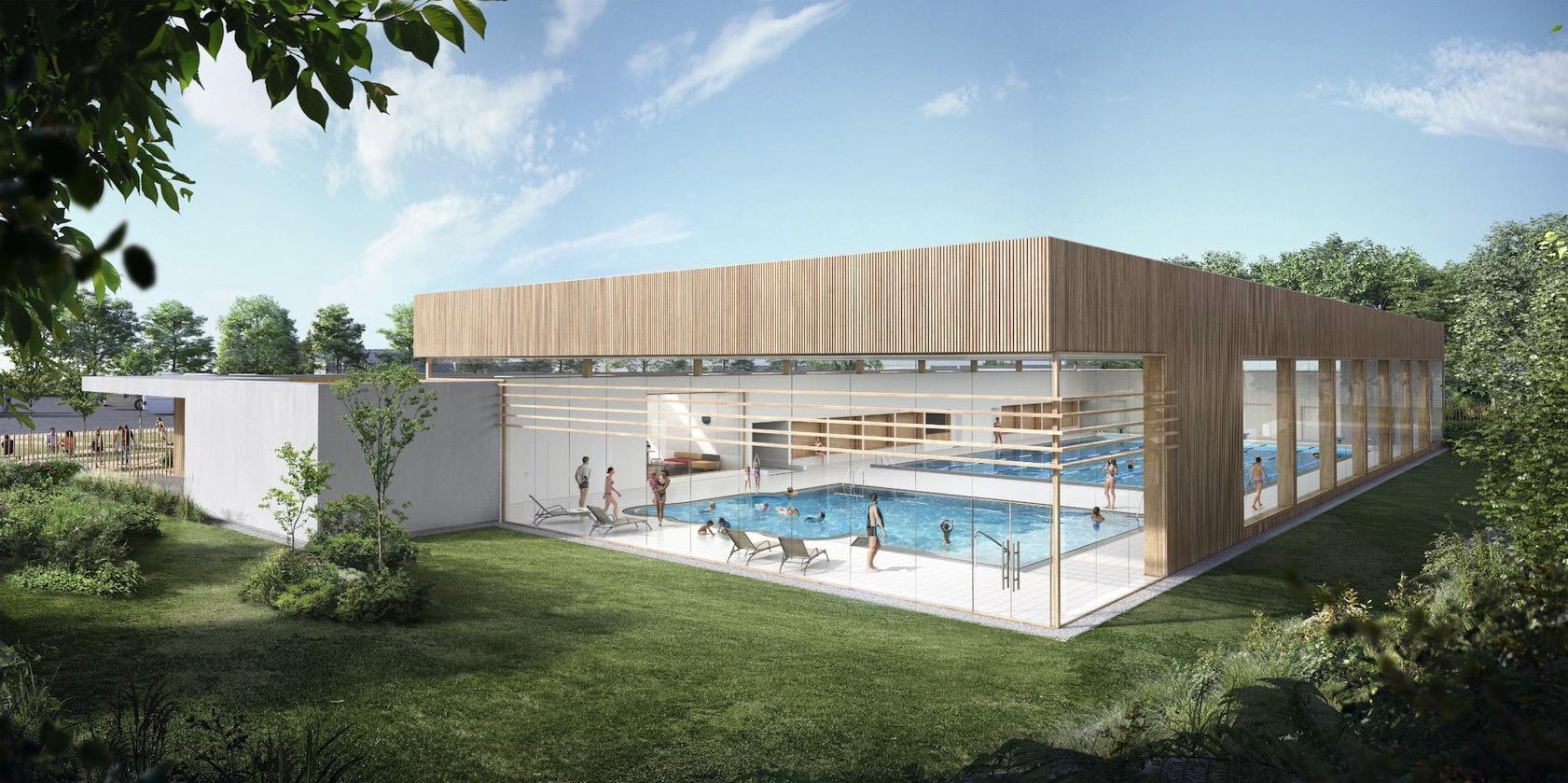 Centre aquatique - Amboise